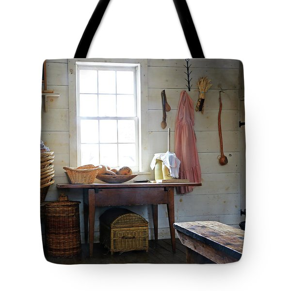This 'ol Kitchen Tote Bag by Christopher McKenzie