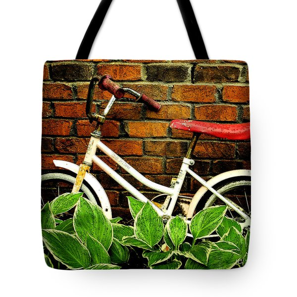 This Old Bicycle Tote Bag