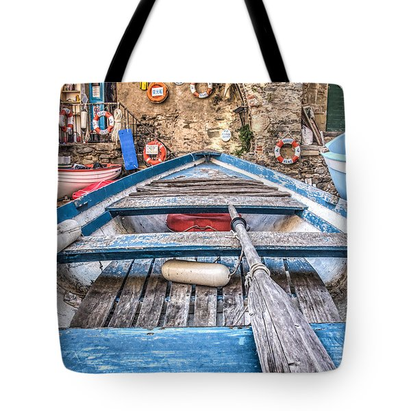 This Old Boat Tote Bag