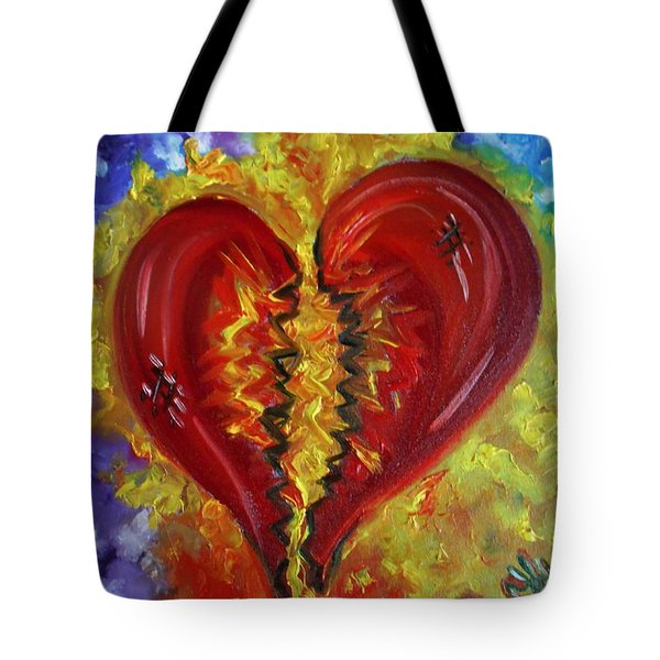 This Old Heart Of Mine Tote Bag