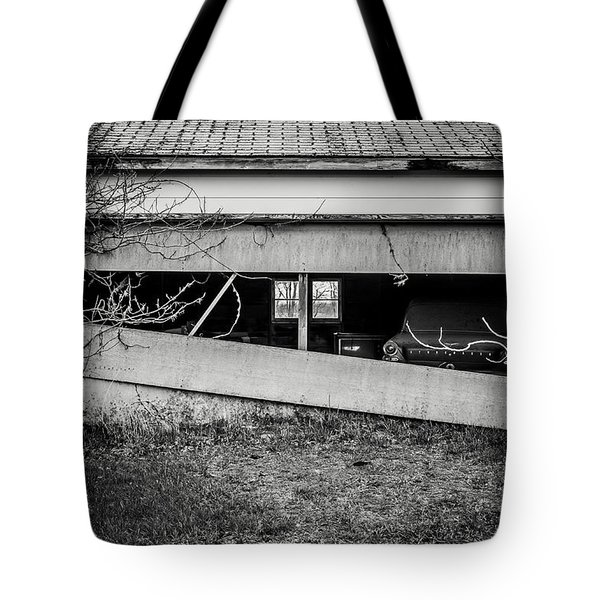 This Was Once The Perfect Hideout Tote Bag
