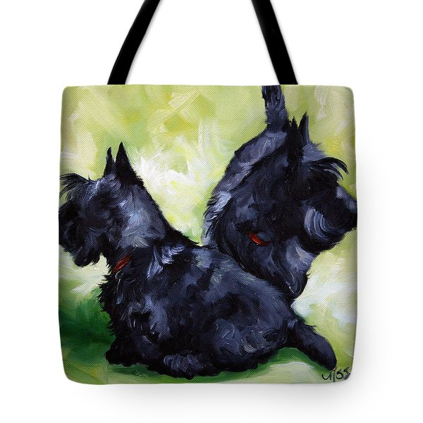 This Way Or That  Tote Bag by Mary Sparrow