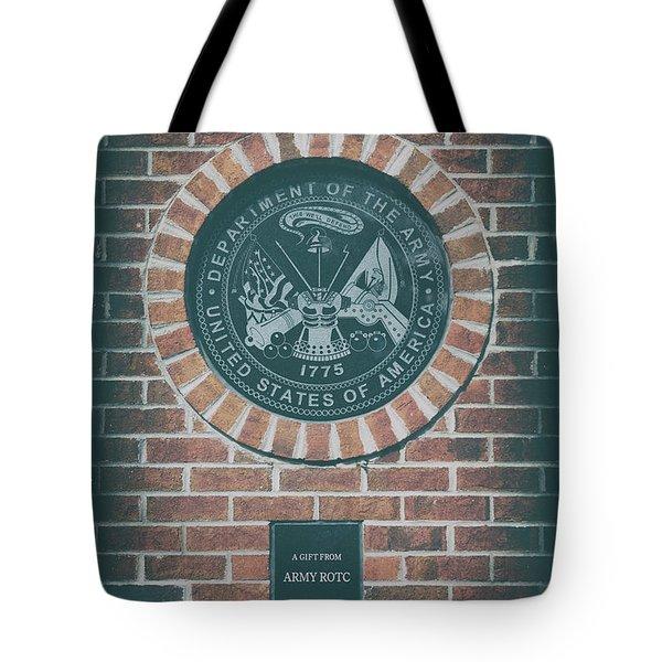 This We'll Defend Tote Bag