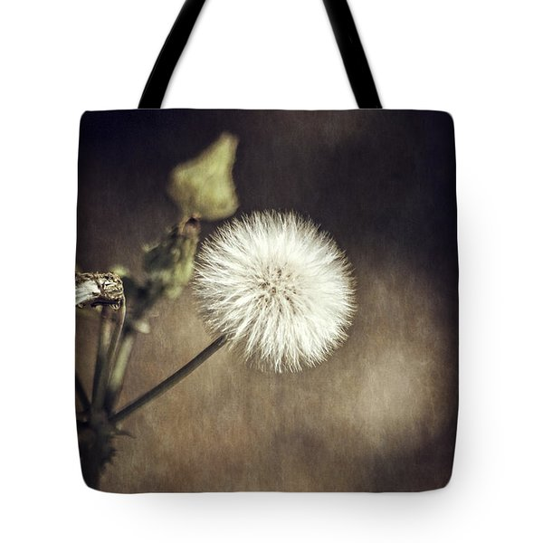 Thistle Tote Bag by Carolyn Marshall