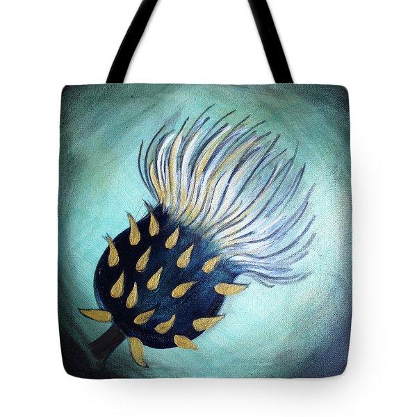 Thistle Dreams Tote Bag