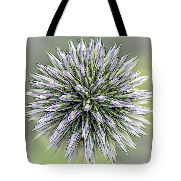 Thistle II Tote Bag
