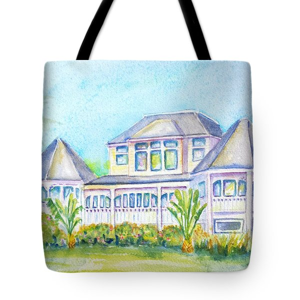 Thistle Lodge Casa Ybel Resort  Tote Bag