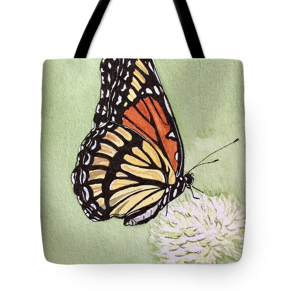 Thistle Do Tote Bag