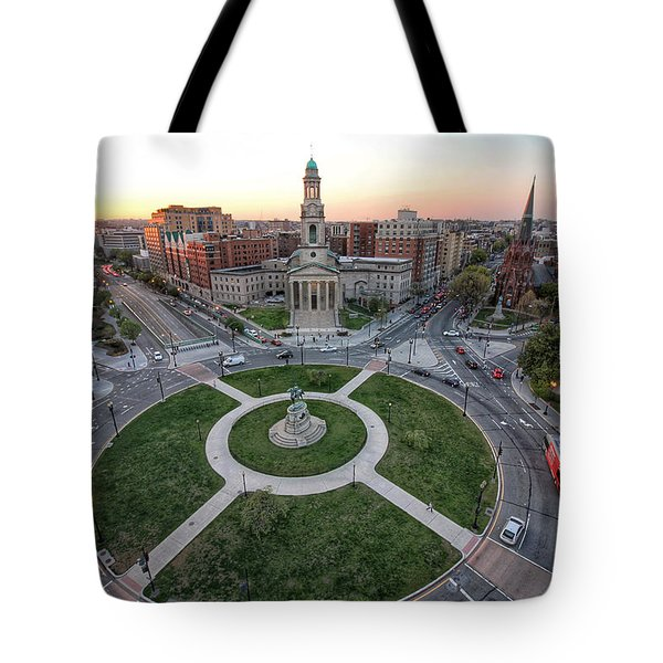 Thomas Circle Tote Bag