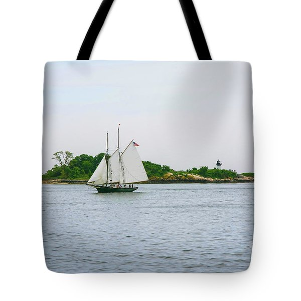 Thomas E. Lannon Cruising Tote Bag