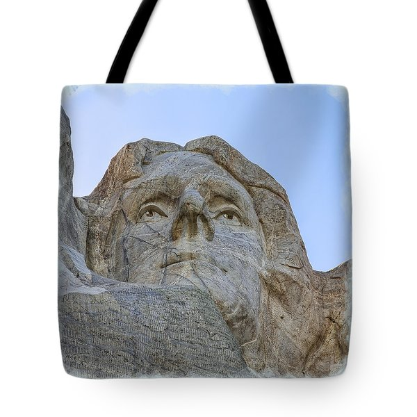 Thomas Jefferson 2 Tote Bag