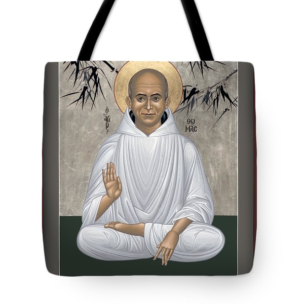 Thomas Merton - Rltmr Tote Bag