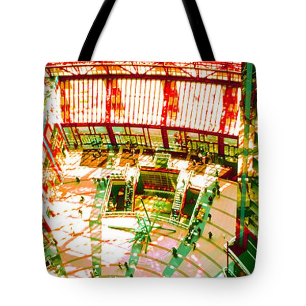Thompson Center Tote Bag