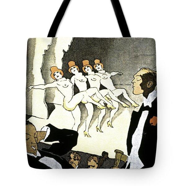 Thony: Nacktkultur, 1926 Tote Bag by Granger
