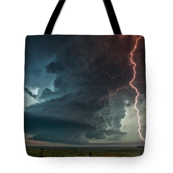 Thor Speaks Tote Bag