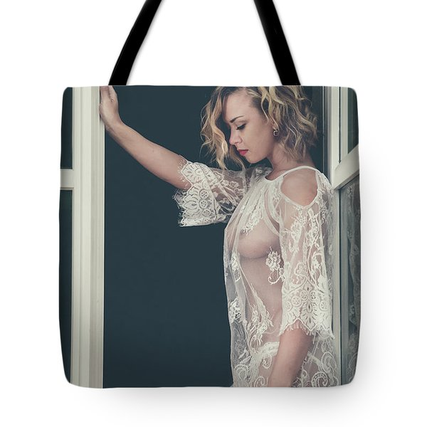 Thorn In My Mind Tote Bag