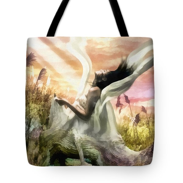 Thorn Tote Bag