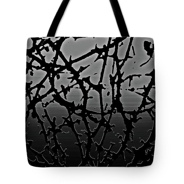 Thorned Tote Bag