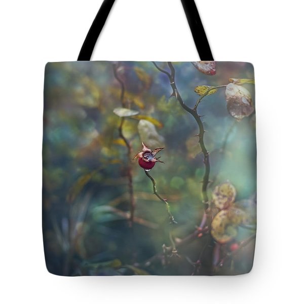 Thorns And Roses Tote Bag