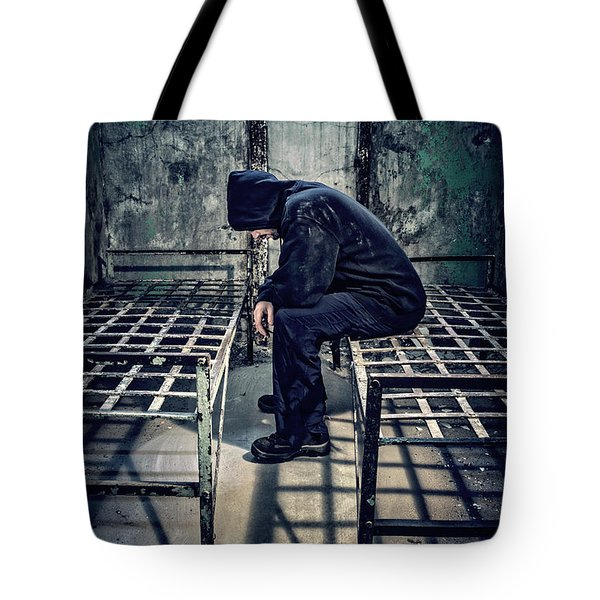 Thorns Of Punishment Tote Bag