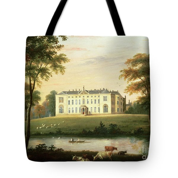 Thorp Perrow Near Snape In Yorkshire Tote Bag by English School