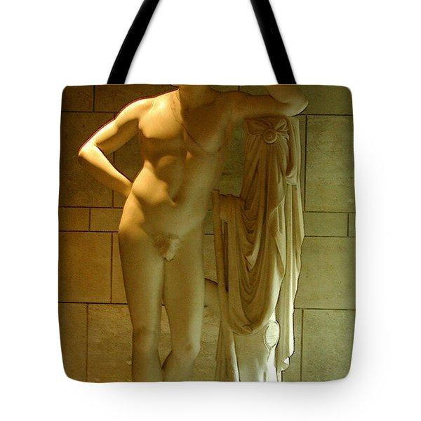 Thorvaldsen Bertel Paris Tote Bag