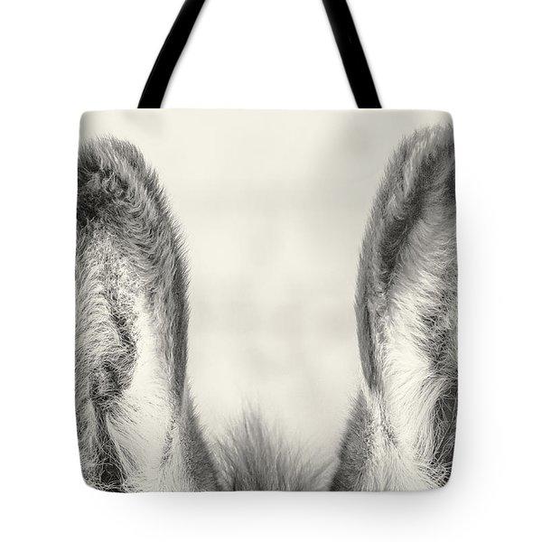 Those Ears Tote Bag