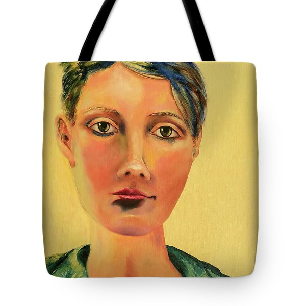 Those Eyes Tote Bag