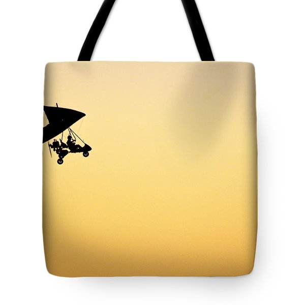 Those Magnificent Men In Their Flying Machines Tote Bag
