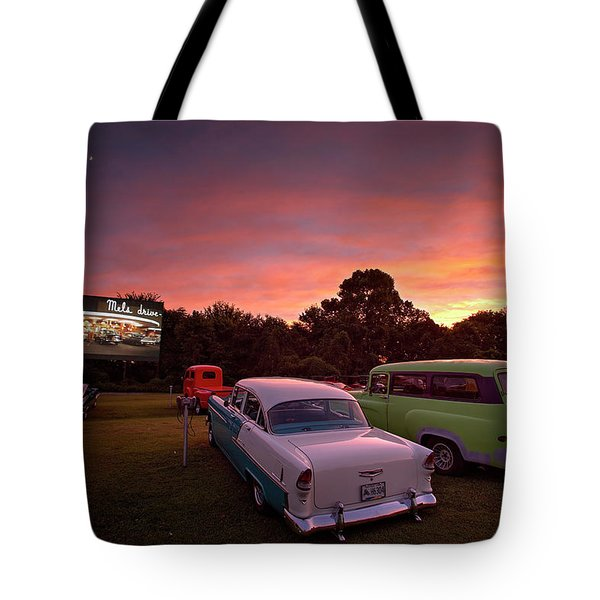 Those Summer Nights Tote Bag