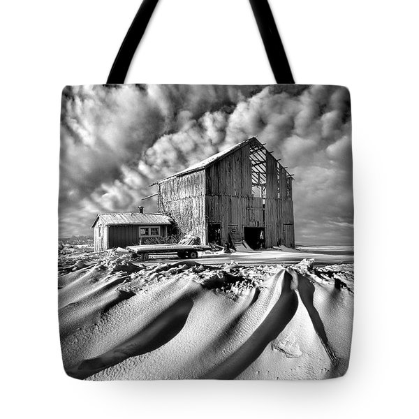 Tote Bag featuring the photograph Those Were The Days by Phil Koch