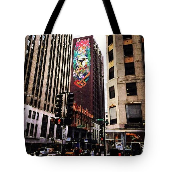 Though We Travel The World Over Tote Bag