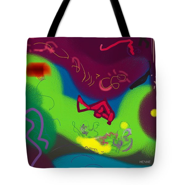 Thought Tote Bag