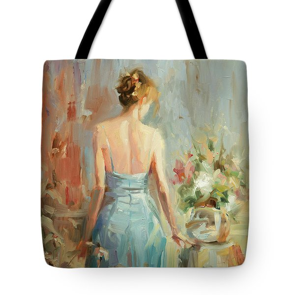 Thoughtful Tote Bag