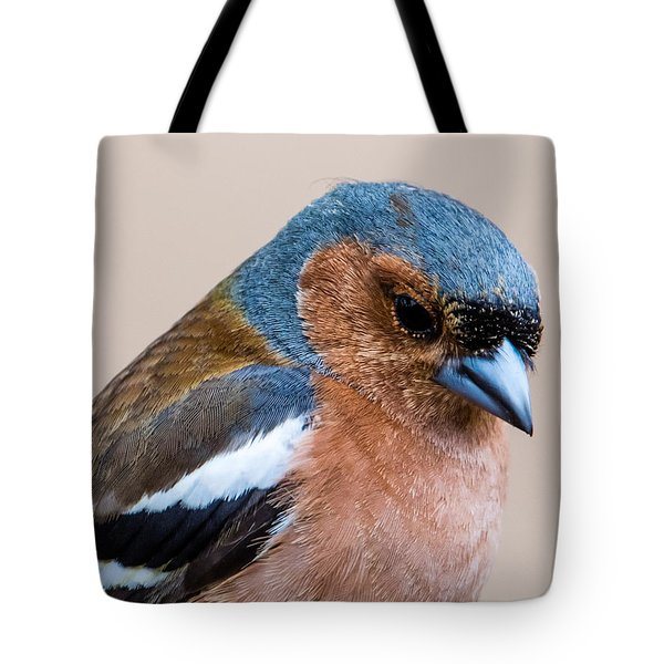 Thoughtful Tote Bag by Torbjorn Swenelius