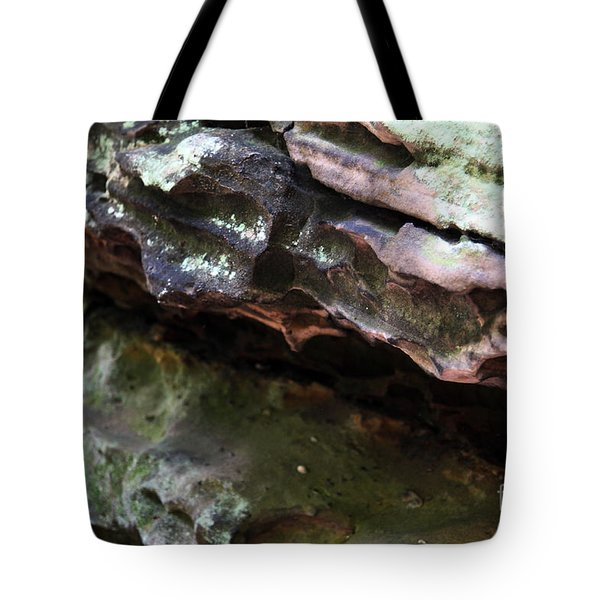 Thoughts Tote Bag by Amanda Barcon