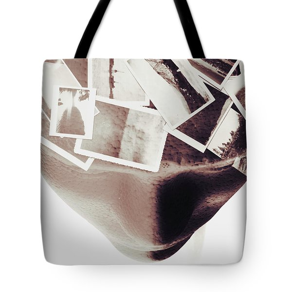 Thoughts And Creation Tote Bag