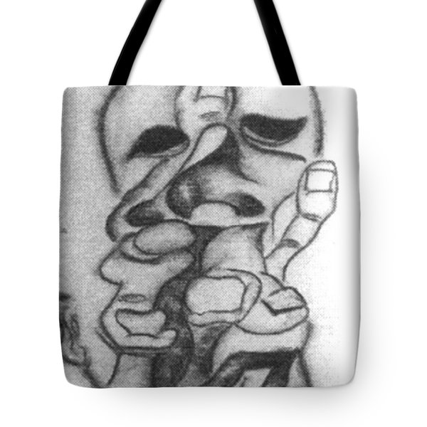 Thoughts And Thinking  Tote Bag