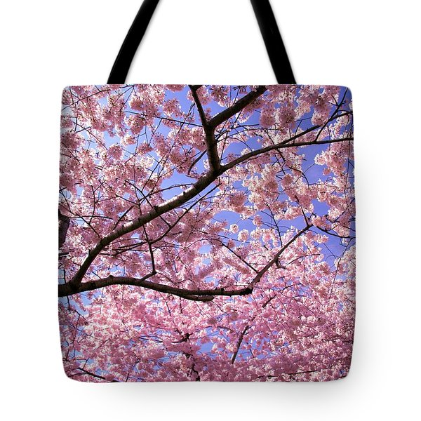 Thoughts Tote Bag by Mitch Cat