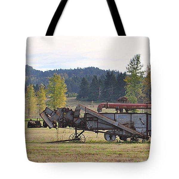 Tote Bag featuring the photograph Thrasher by Mindy Bench