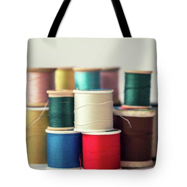 Thread #1 Tote Bag
