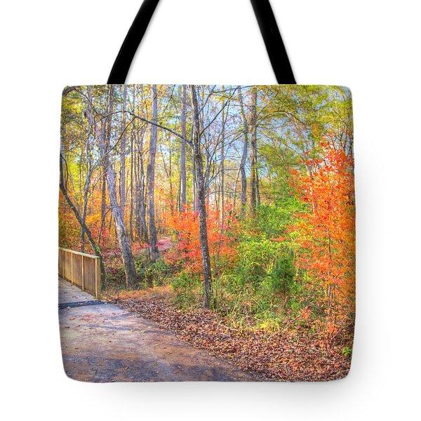 Thread Trail 2016 06 Tote Bag