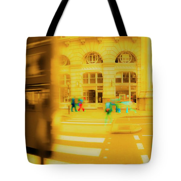 Threadneedle Street Tote Bag