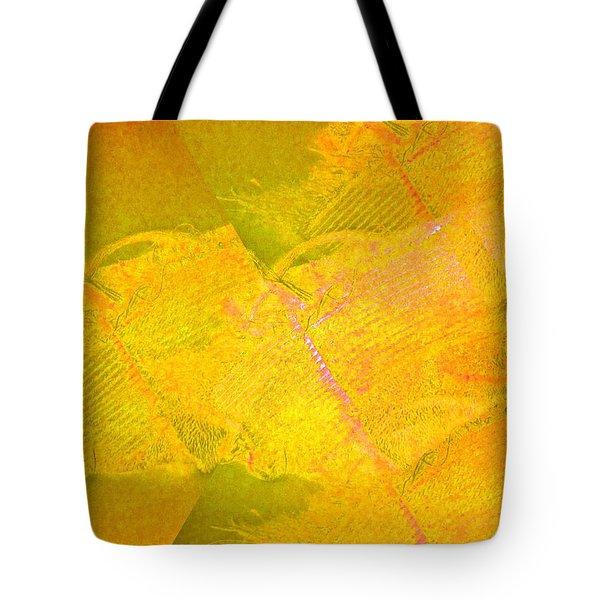 Threads  Tote Bag by Dan Twyman