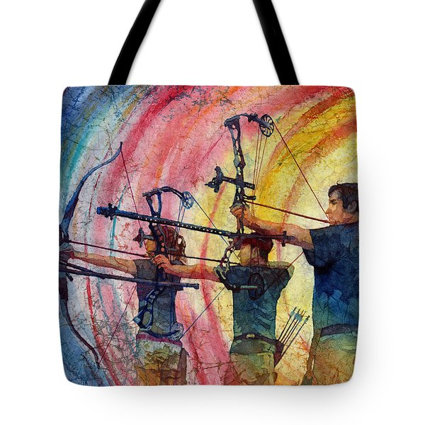 Three 10s Tote Bag