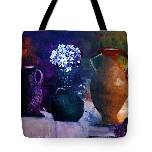 Three Best Friends Tote Bag