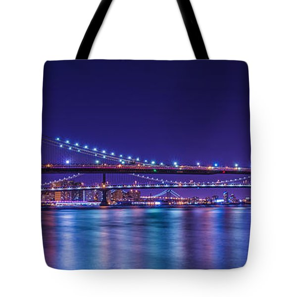 Three Bridges Tote Bag