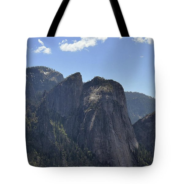 Three Brothers From Four Mile Trail Tote Bag