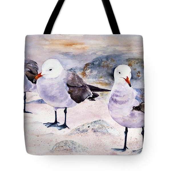 Three Carmelites Tote Bag