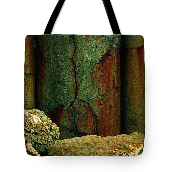 Tote Bag featuring the photograph Three by Craig Wood